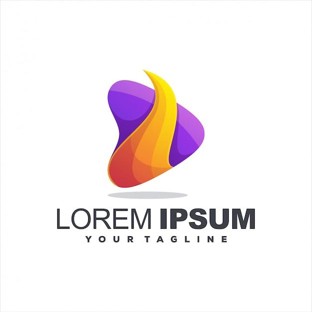 Geweldig verloop media-logo