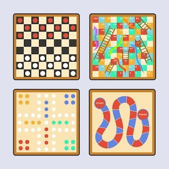 Geweldige bordspellen om met vrienden te spelen