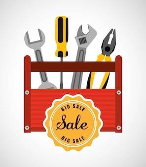 Geweldige gereedschappen te koop