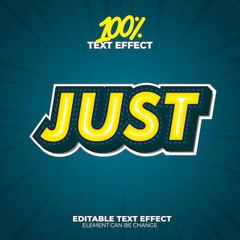 Gewoon teksteffect