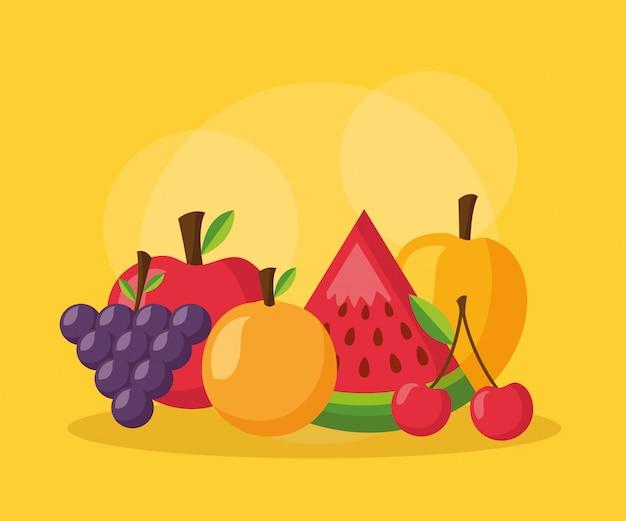 Gezond eten vers