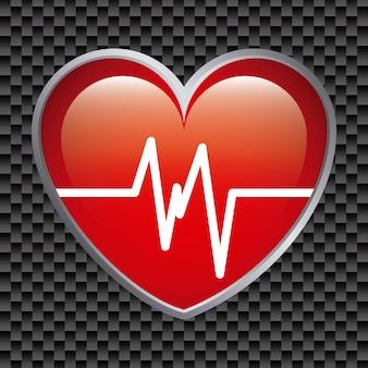 Gezond levensstijlontwerp