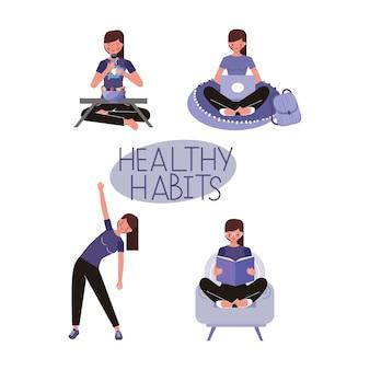 Gezonde gewoonten