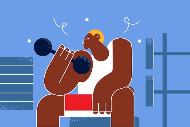 Gezonde levensstijl sport actieve recreatie