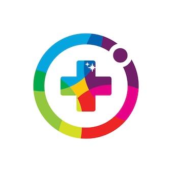 Gezondheid kleurenlogo