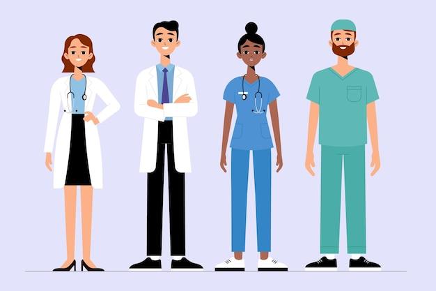 Gezondheid professionele collectie