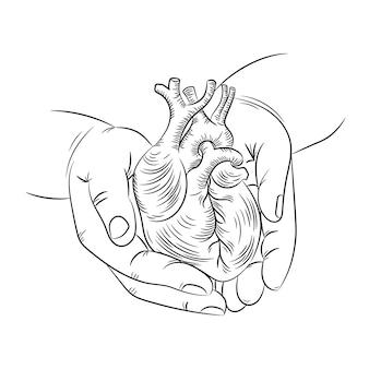 Gezondheid symbool geneeskunde mens