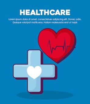 Gezondheidszorg concept
