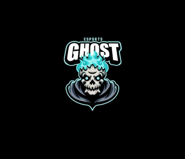 Ghost team esport-logo