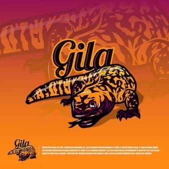 Gila monster-logo