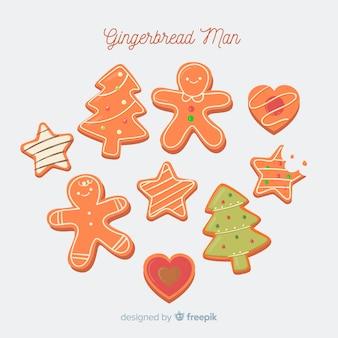 Gingerbread schattige koekjes
