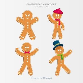 Gingerbread zwaaiende man collectie
