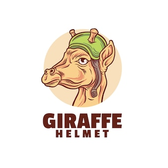 Giraffe helm logo