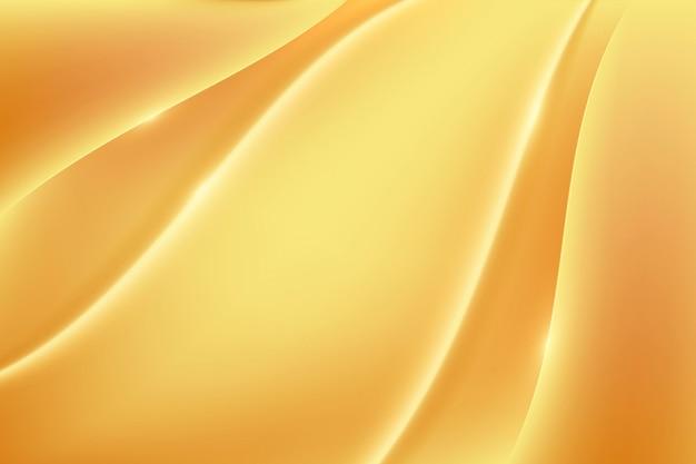 Glad gouden golfbehang