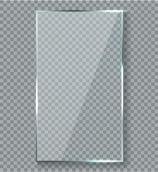 Glanzend reflectie-effect.