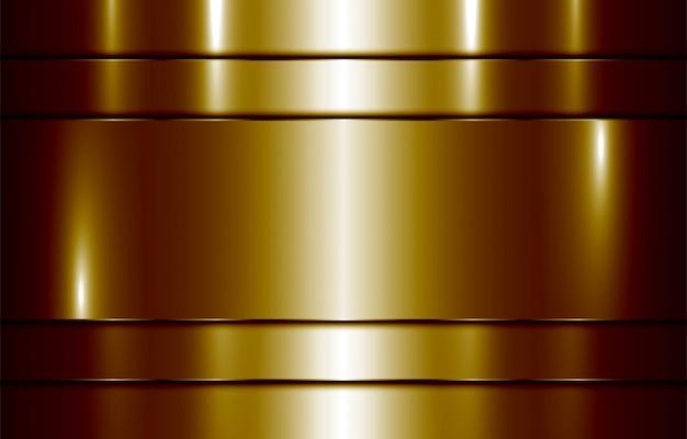 Glanzende gouden achtergrond