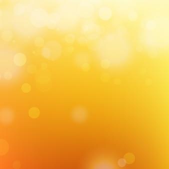 Glanzende oranje achtergrond
