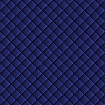 Glanzende stof, golfde textuur, blauwe kleurenzijde, kleurrijke uitstekende stijlachtergrond.