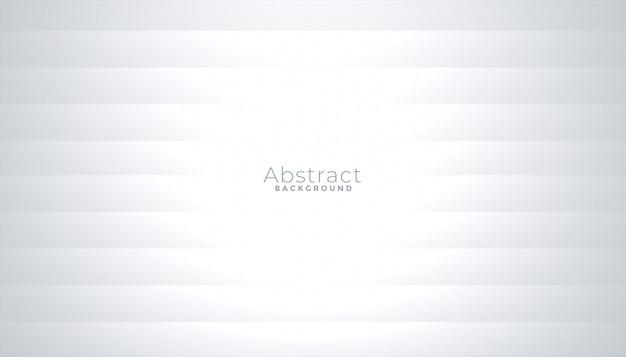 Glanzende witte en grijze eenvoudige achtergrond met lijnen