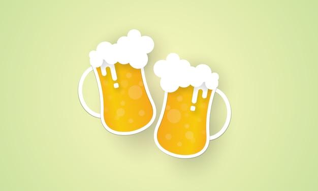 Glas bier, nationale bierdag