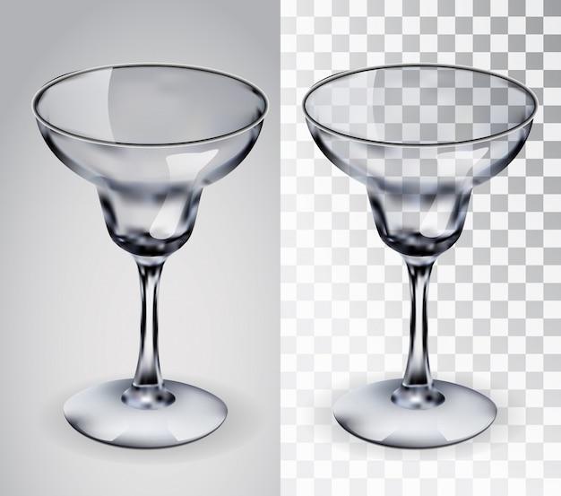 Glas voor margaritas.