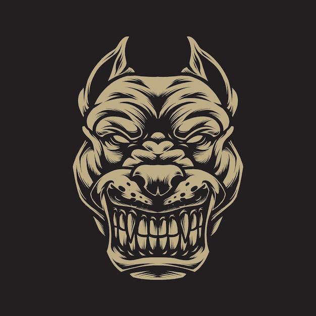 Glimlach bulldog