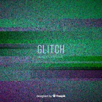 Glitch achtergrond