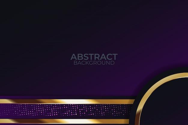 Glitter achtergrondlicht met abstracte kleur moderne technologie