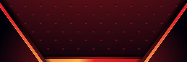 Glitter achtergrondlicht met abstracte kleuren moderne banner