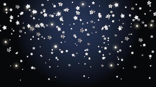 Glitter vector achtergrond feestelijke achtergrond confetti kerstkaart