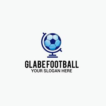 Globe voetbal logo