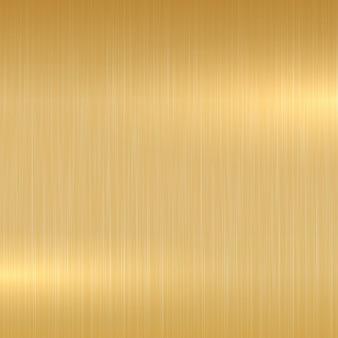Glod pilished oppervlak heldere achtergrond voor uw ontwerp