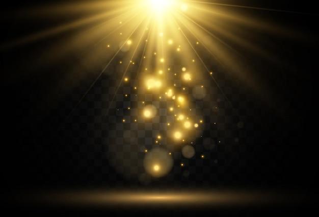 Gloeiend licht