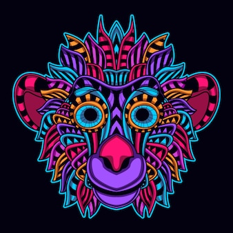 Glow color aap