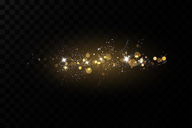 Glow lichteffect.