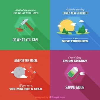 Goede quotes voor de motivatie