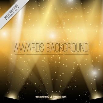 Golden awards achtergrond