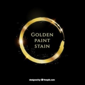 Golden circle verf