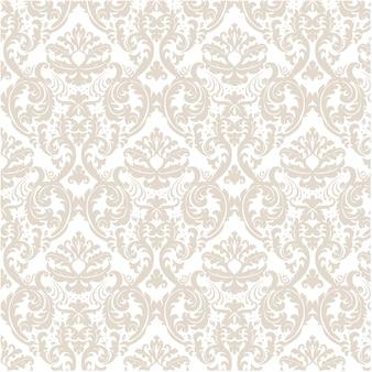 Golden sier patroon achtergrond