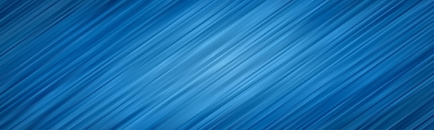 Golf abstracte achtergrond. streeppatroon behang. banner omslag in blauwe kleur