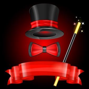 Goochelaar hoed