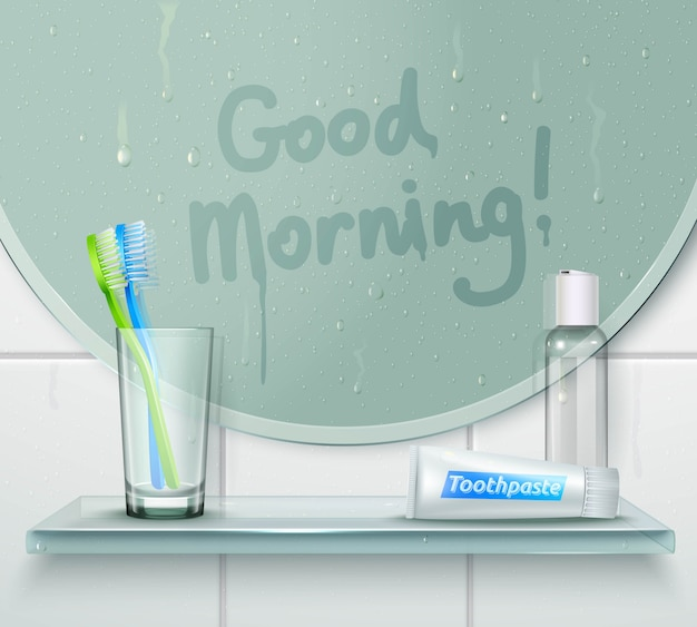 Good morning wash-samenstelling