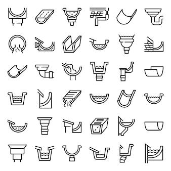Goot pictogrammen instellen
