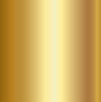 Goud folie textuur achtergrond. realistisch gouden metalen verloop.