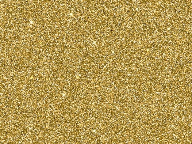 Goud glitter achtergrondstructuur