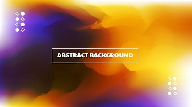 Gouden en rustieke abstracte achtergrond