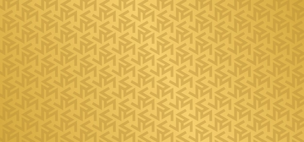 Gouden europese patroon geometrische achtergrond