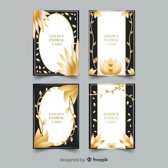 Gouden kaartencollectie