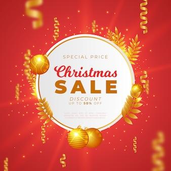 Gouden kerst sale
