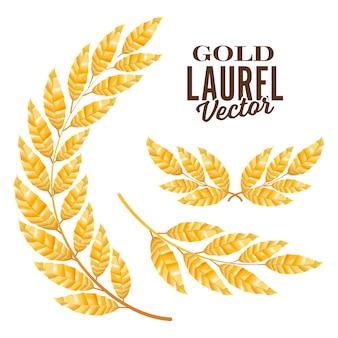 Gouden laurier